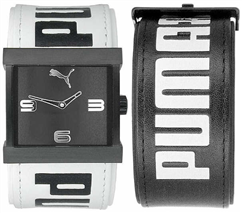 Black and White Swap Watch